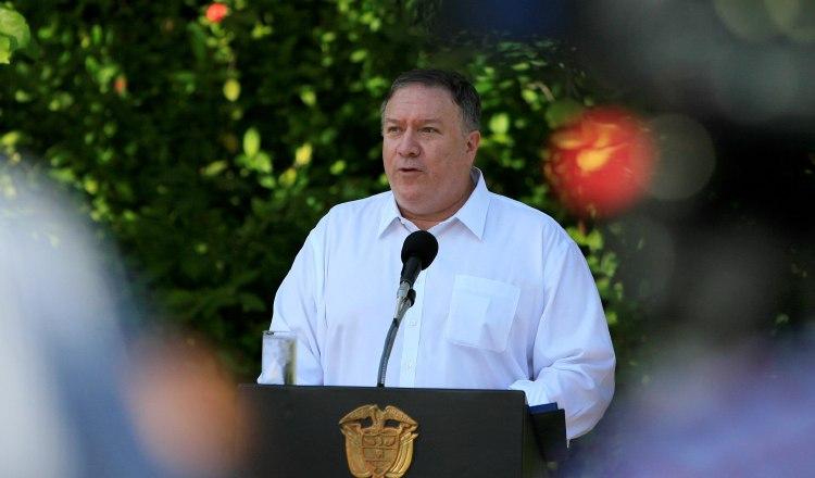El secretario de Estado de Estados Unidos acudió a la toma de posesión del presidente de Brasil. /Foto EFE
