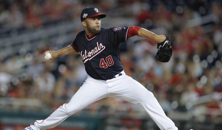 Kelvin Herrera tiene 60 salvamentos. /Foto AP