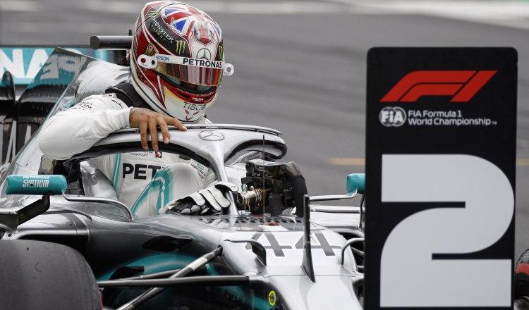 Lewis Hamilton. Foto: AP