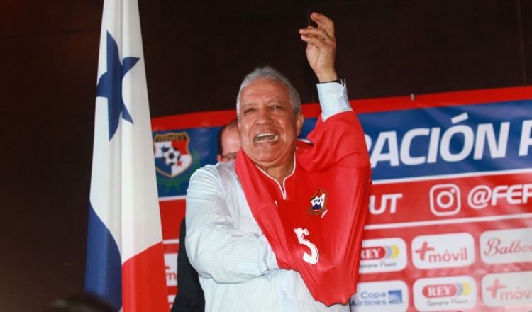 Américo Gallego. Foto:Anayansi Gamez