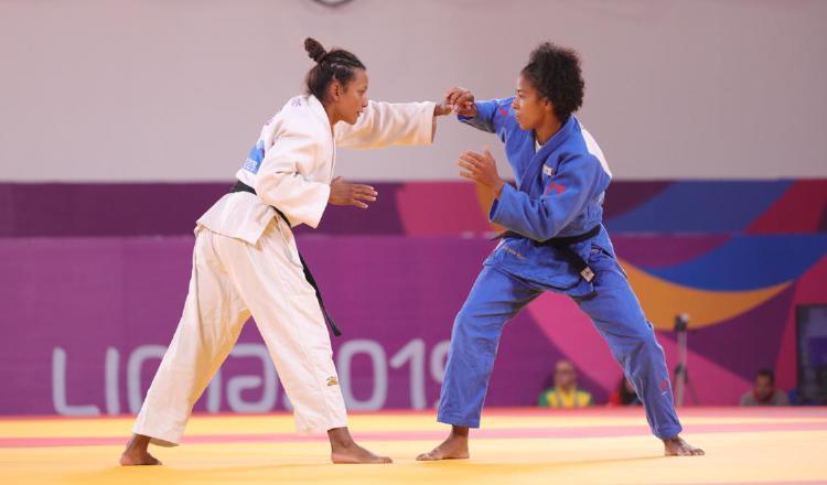 Roper está clasificada dentro de las mejores 20 judocas del mundo, un puesto que de mantener le daría su boleto directo a Tokio. COP