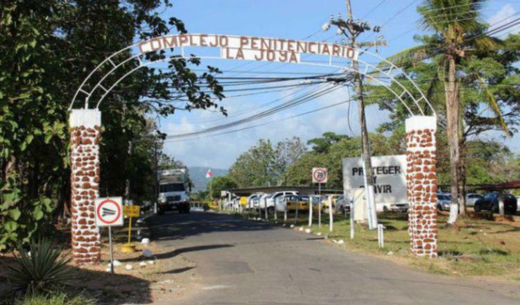 La muerte del joven ocurrió la tarde del jueves en La Joya en medio de una requisa. Foto: Panamá América.