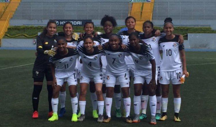 Selección Sub-20 está en un torneo preparatorio. @Fepafut