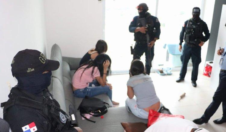 Las autoridades y los estamentos de seguridad desmantelaron varios grupos dedicados a la trata de personas.