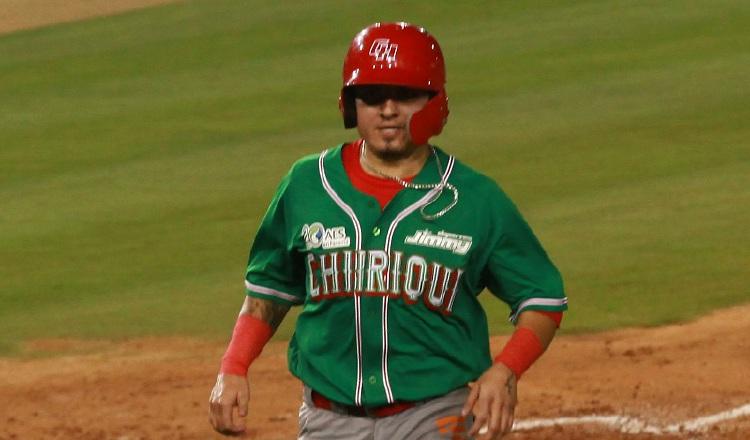 Ariel Serrano jugó la última temporada para el equipo mayor de Chiriquí. Cortesía