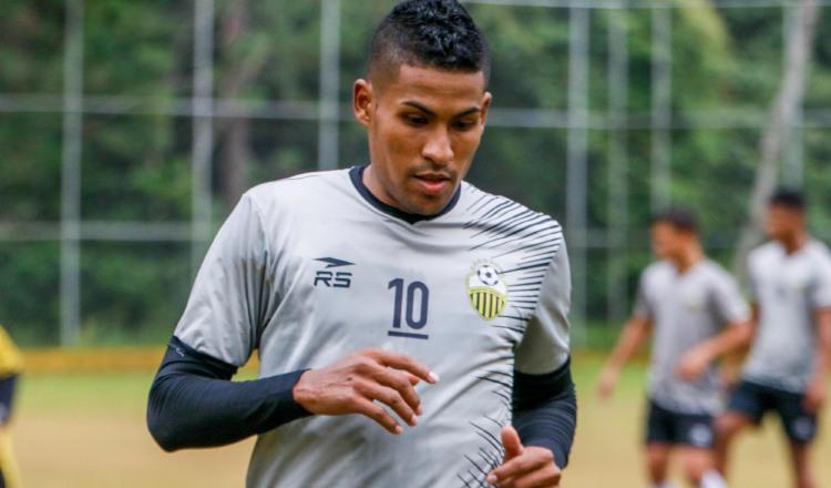 Miguel Camargo se incorporó al Táchira. @DvoTachira
