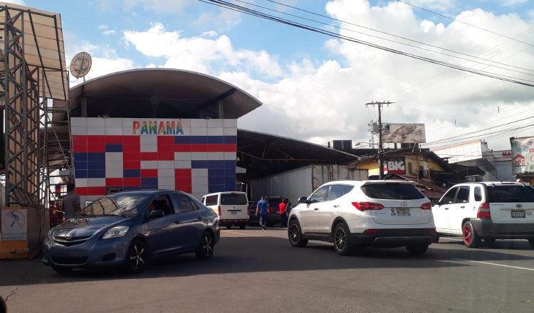 Frontera de Panamá y Costa Rica en Paso Canoas. Mayra Madrid