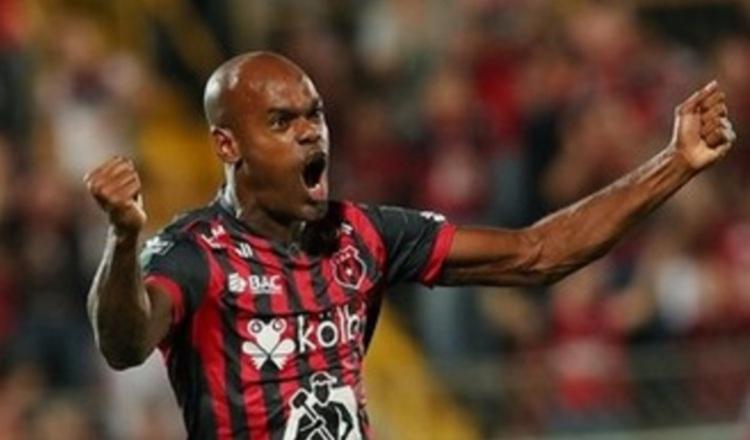 Adolfo Machado jugador del Alajuelense. Foto: Tomada de La Nación