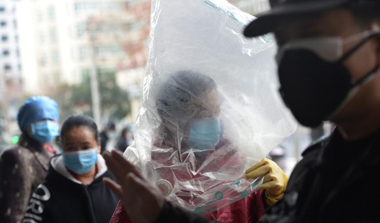 Lucha contra el coronavirus. FOTO/EFE