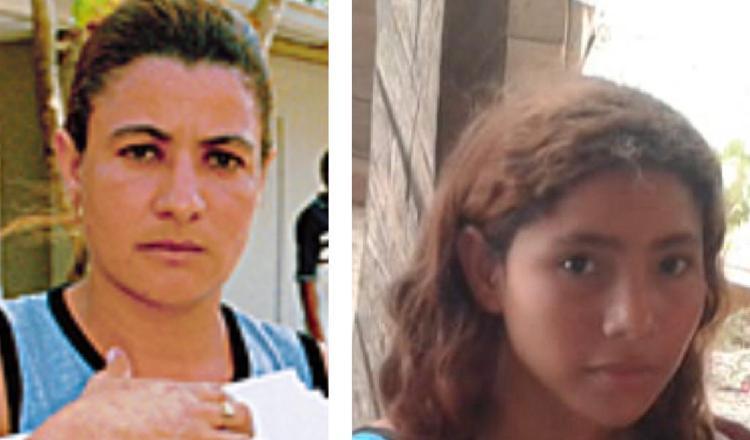 Prueba de ADN dirá si la joven es o no Mónica Serrano.