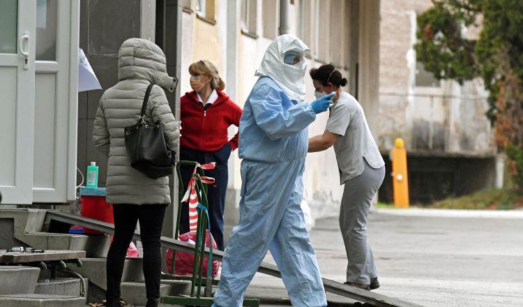 Los casos de coronavirus siguen en aumento.