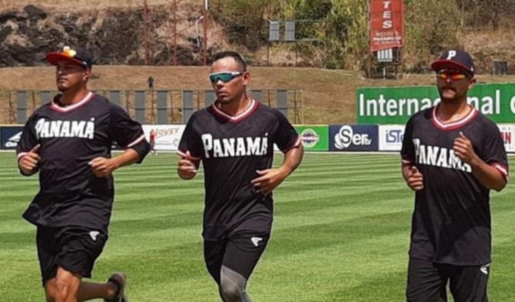 Jugadores del equipo panameño. Foto:Fedebeis
