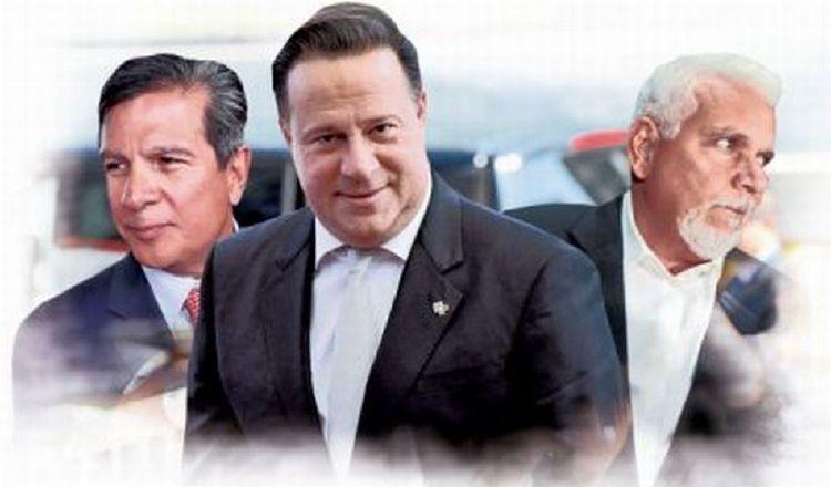 Odebrecht reconoció a finales de 2016 que pagó sobornos por contratos de obras públicas en Panamá, por 59 millones de dólares. Los Varela guardaron silencio, al inicio. Archivo