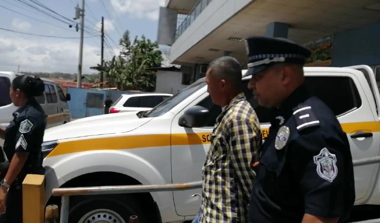 Jonny Abdiel Martínez pasará 6 meses detenidos, preventivamente.