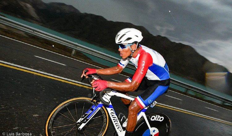 Jurado ha sido campeón nacional de ruta y contrarreloj. Foto Fepaci