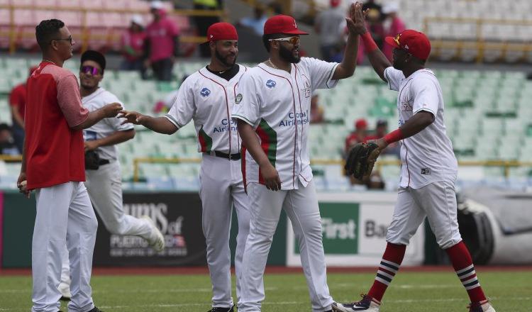 Astronautas de Chiriquí representó a Panamá en la última Serie del Caribe. Foto:AP