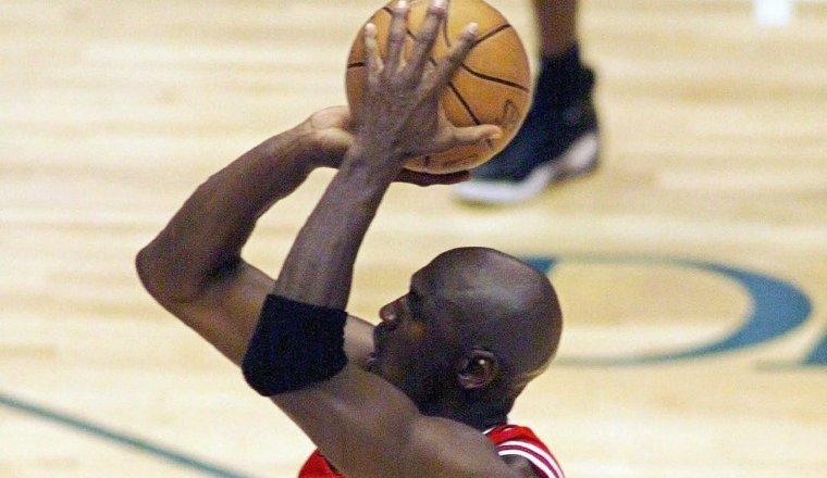 Michael Jordan. Foto:AP