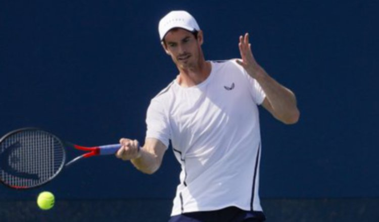 Andy Murray Foto:AP