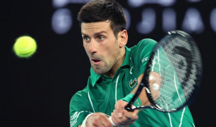Novak Djokovic. Foto.AP