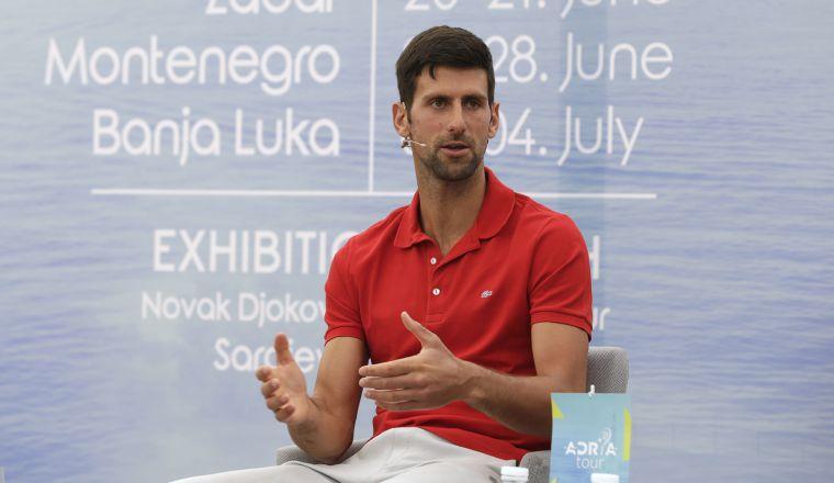 Novak Djokovic Foto: EFE