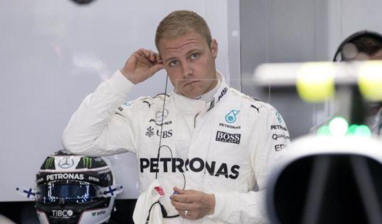El finlandés Valtteri Bottas, ganó el Gran Premio de Austria. Foto:EFE