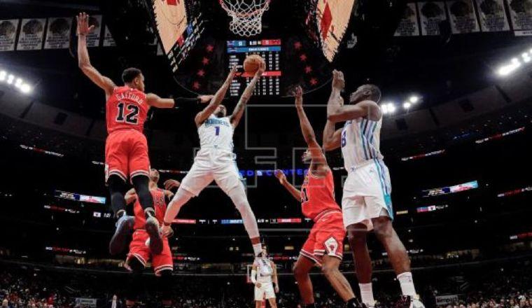 NBA se prepara para reactivarse Foto: EFE