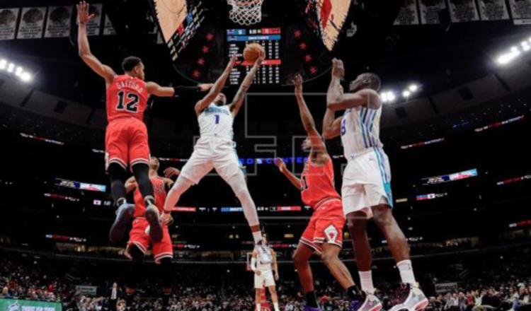 La NBA vuelve Foto:EFE