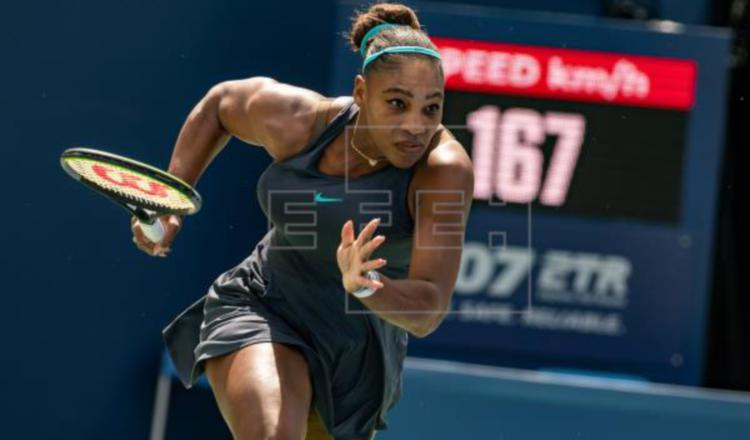 Serena Williams Foto:EFE