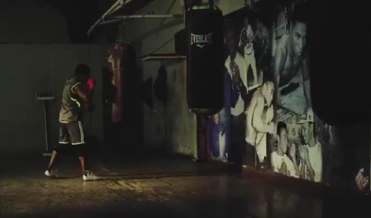 El reconocido gimnasio Pedro