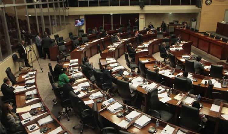 Proyecto de ley 356 tiene un mes en segundo debate en la Asamblea Nacional.