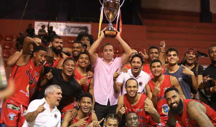 Caballos de Coclé son los actuales campeones de la LPB. Foto:@lpbpanama