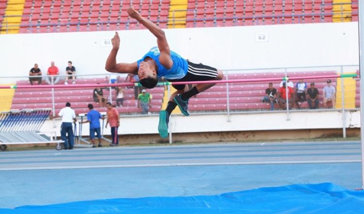 El nacional de atletismo se realizará en noviembre. Foto:Archivo