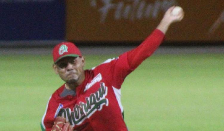Andy Otero de Chiriquí . Foto:Fedebeis