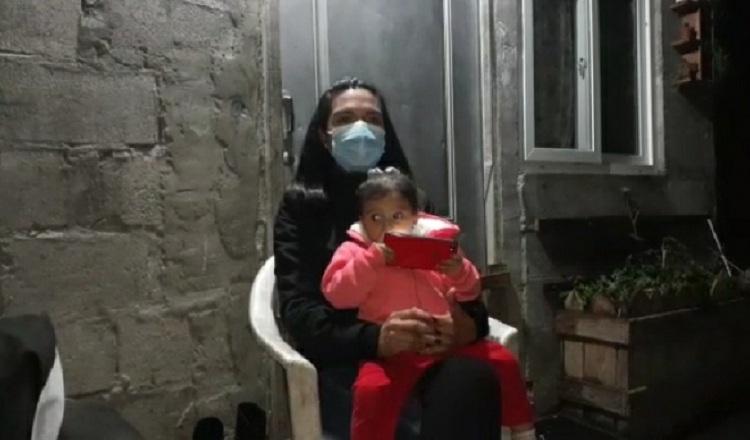 Maylin Alvarado recuerda que la noche anterior a la tragedia, su hermana le dijo que si podía darle un abrazo y le dijo que no.