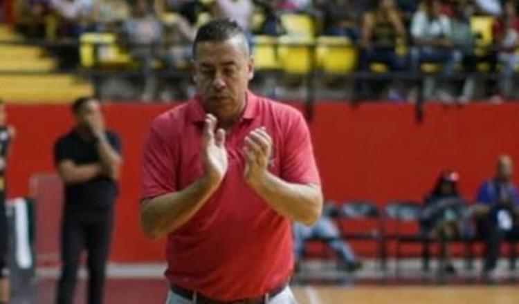 David Rosario, técnico de Panamá. Foto: Archivo