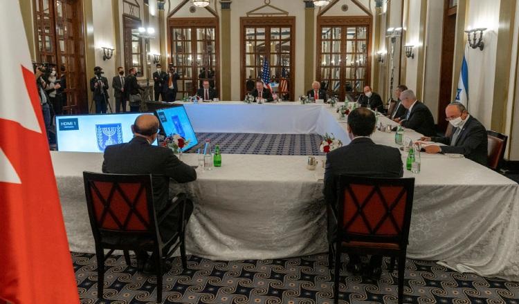 Faltan 22 países árabes que no tienen relaciones diplomáticas con los israelíes algo que podría ir cambiando.