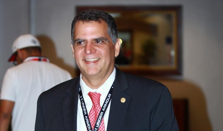 Camilo Amado. Foto:COP