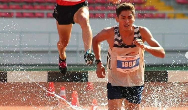 Daniel González, obtuvo medalla de oro y bronce para Panamá. Foto: Pandeportes