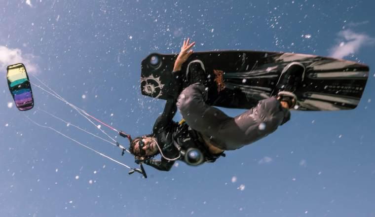 kitesurf . Foto:Cortesía