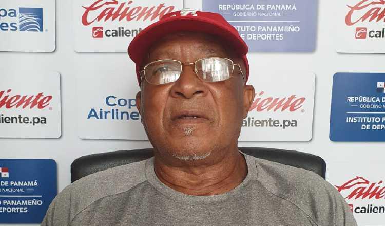 Alfonso Urquiola, piloto de Panamá. Foto: @Probeis