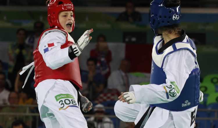 El taekwondo panameño tendrá que prepararse. Foto:EFE