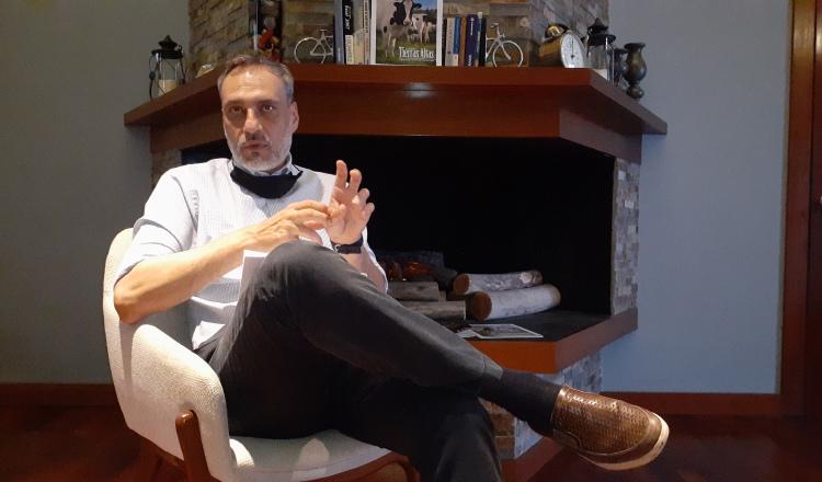 Pedro Rodríguez Argüello, ve positiva lucha contra la covid-19. Aurelio Martínez