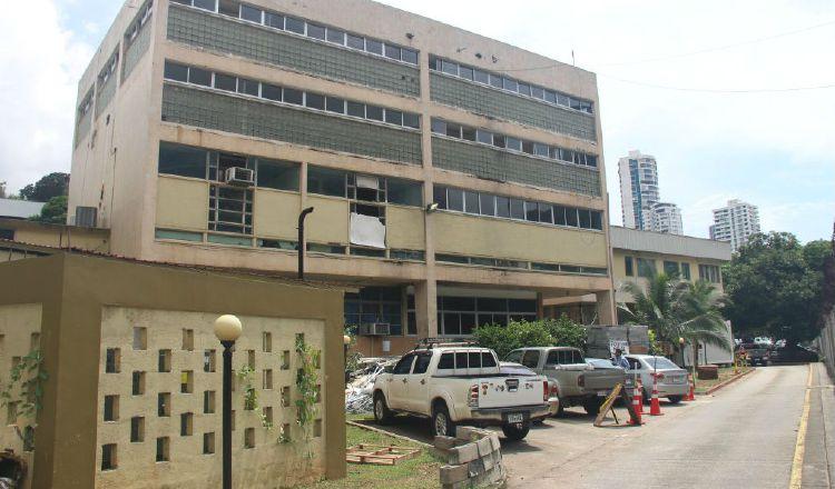 Facultad de Medicina de la UP.