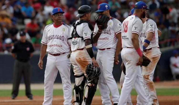 Manuel Rodríguez (izq.) estará al frente del equipo panameño. Foto: Archivo