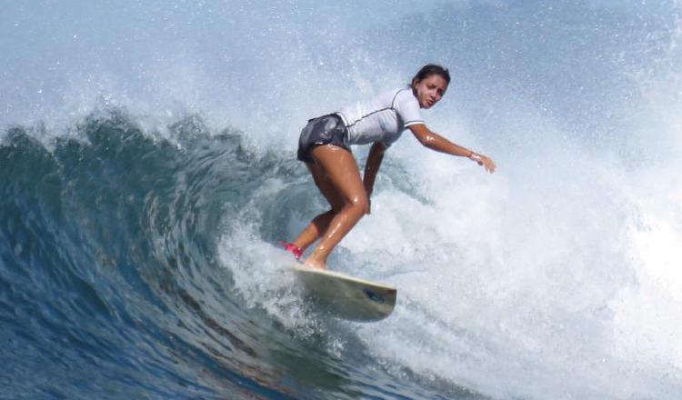 El Club de Surf Infantil y Juvenil DST organizó los torneos Foto: Cortesía