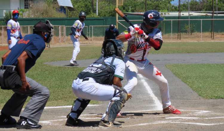 El equipo de Veraguas se impuso a Darién. Foto:Fedebeis