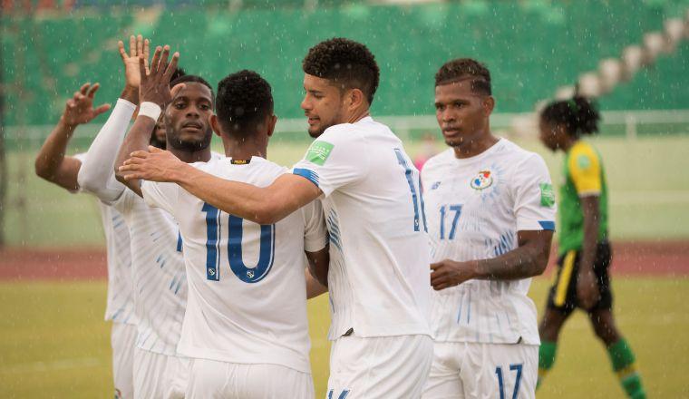 Panamá se impuso a Dominica por 1-2. Foto:EFE