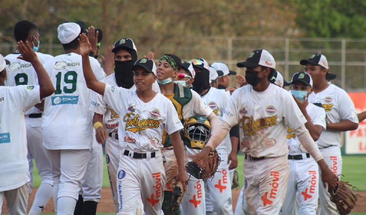 Bocas del Toro se mantiene en la pelea por la clasificación a la siguiente ronda y eliminó a Chiriquí. Foto:Febeis