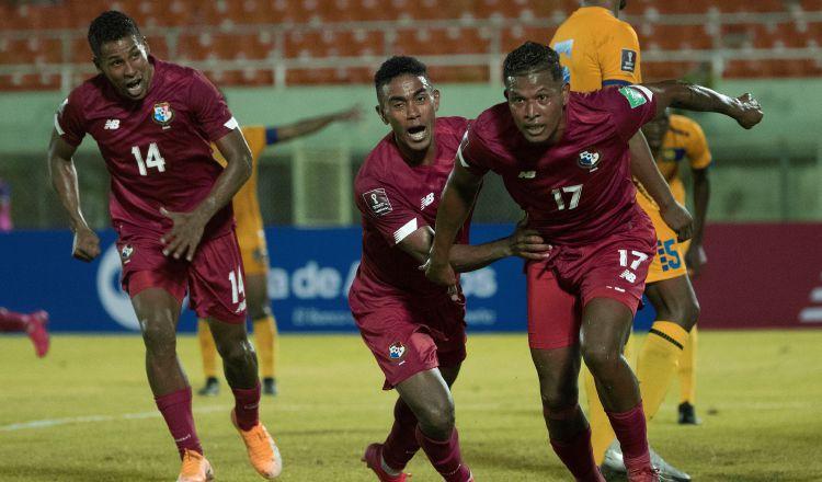 La selección de Panamá realizó sus partidos eliminatorios ante Barbados y Dominican en la pasada fecha Fifa. Foto:EFE