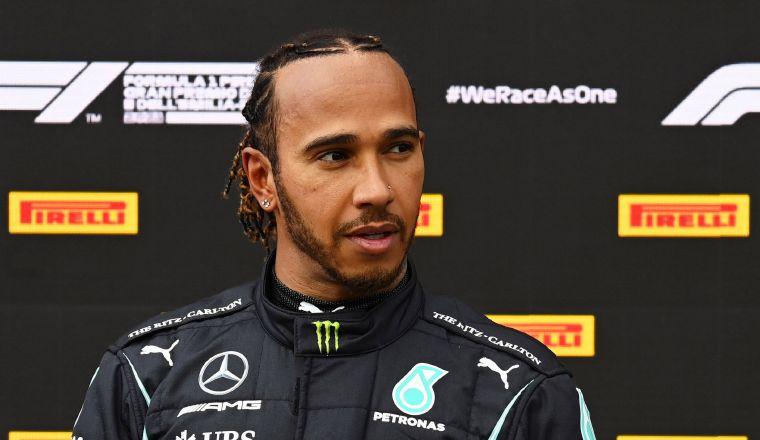 Lewis Hamilton Foto:EFE